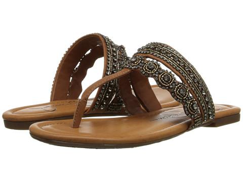 Jessica Simpson - Roelle (Light Luggage Yakima) Women's Sandals