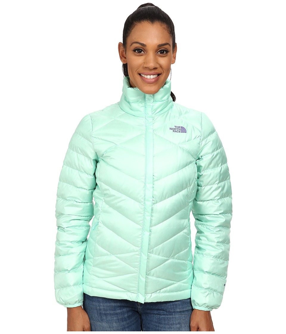 The North Face - Aconcagua Jacket (Surf Green) Women