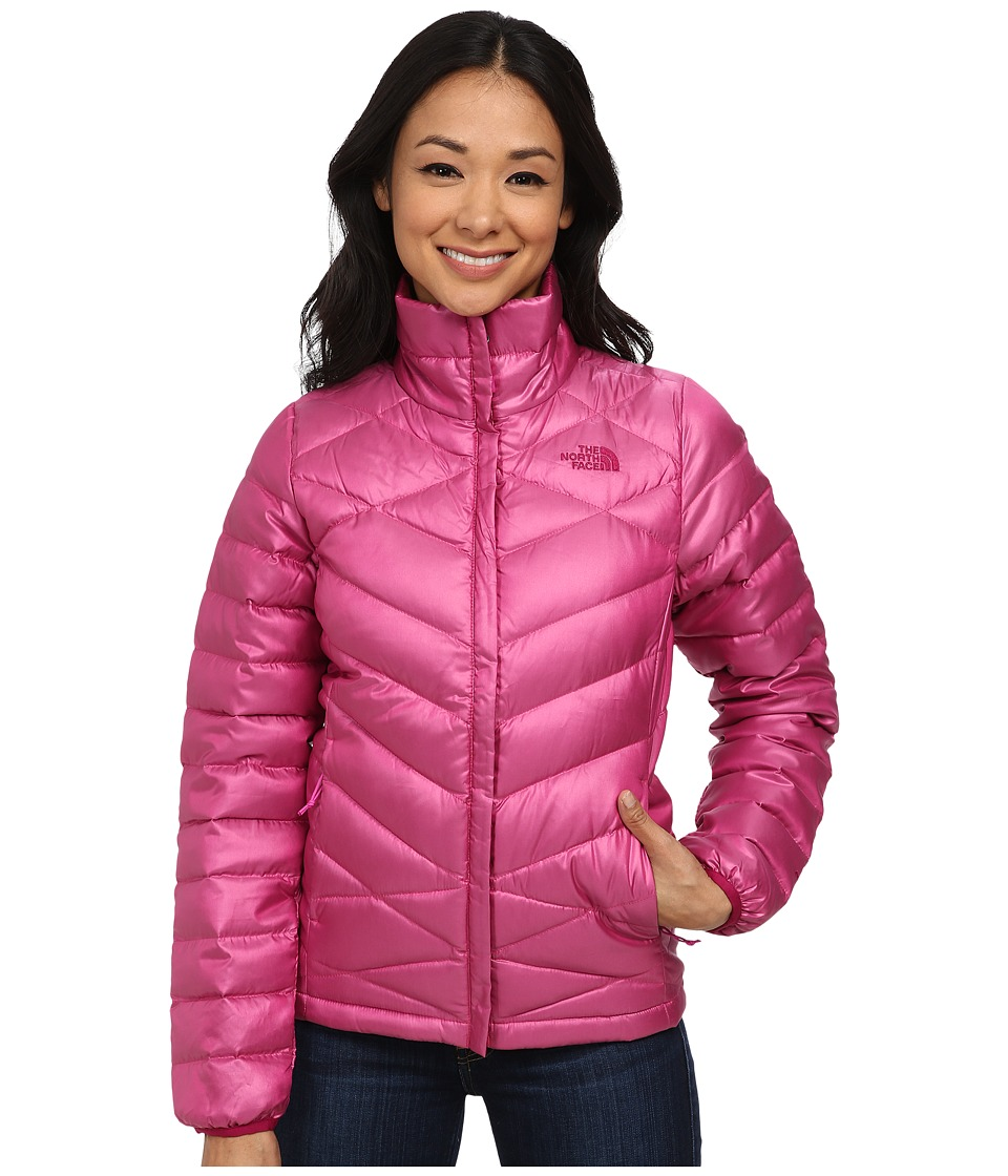 The North Face - Aconcagua Jacket (Luminous Pink) Women's Coat