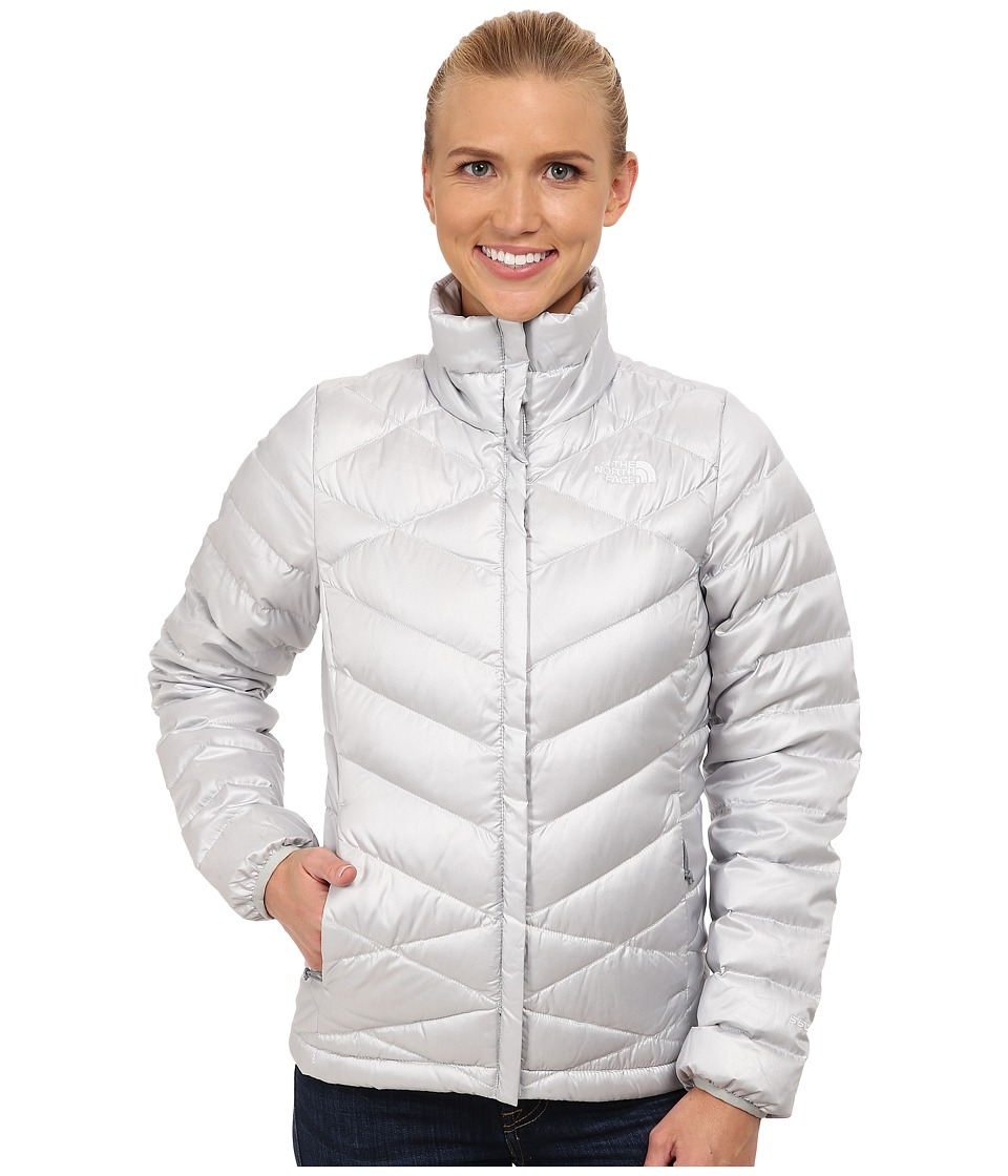 The North Face - Aconcagua Jacket (High Rise Grey) Women's Coat