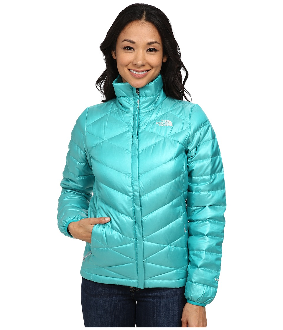 The North Face - Aconcagua Jacket (Kokomo Green) Women's Coat