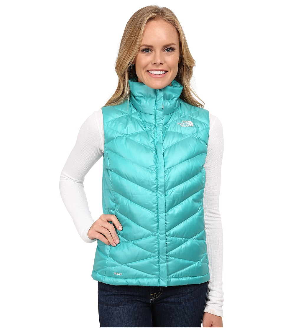 The North Face - Aconcagua Vest (Kokomo Green) Women