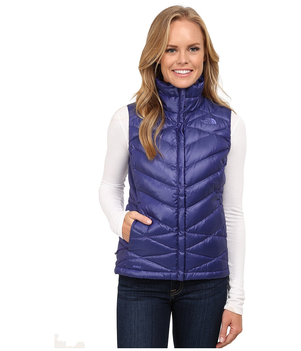 The North Face - Aconcagua Vest (Garnet Purple) Women's Vest