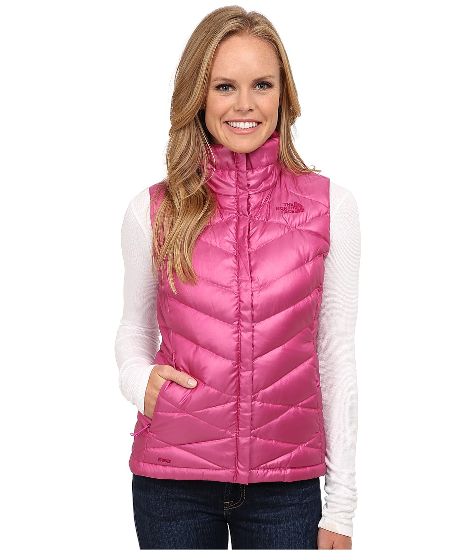 The North Face - Aconcagua Vest (Luminous Pink) Women