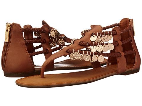 Jessica Simpson - Geisela (Light Luggage Mari Buff) Women's Sandals