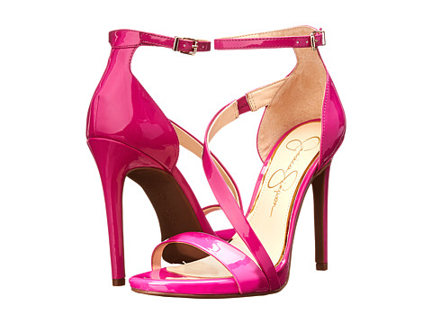 Jessica Simpson - Rayli (Twilight Magenta Patent) High Heels