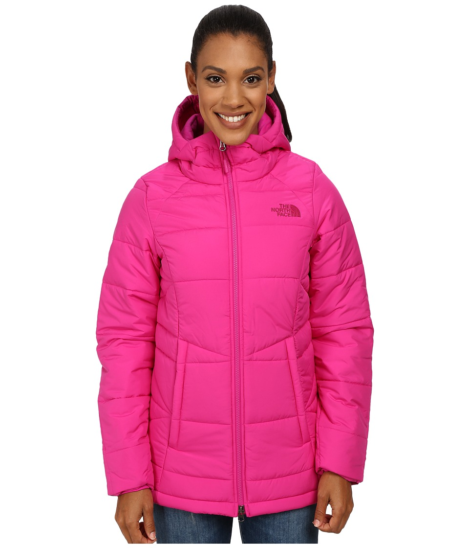 The North Face - Roamer Parka (Luminous Pink/Luminous Pink) Women's Coat