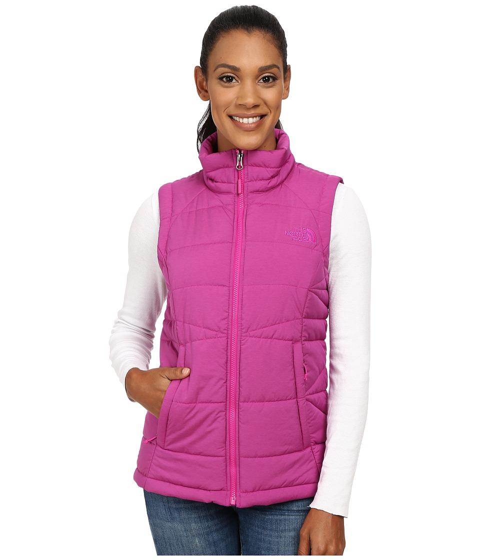 The North Face - Roamer Vest (Luminous Pink Heather) Women's Vest