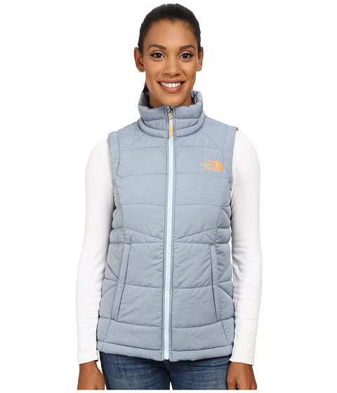 The North Face - Roamer Vest (Cool Blue Heather) Women