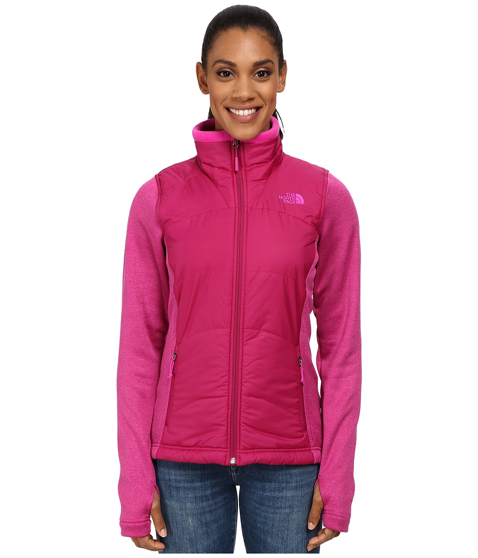 The North Face - Agave Mash-Up Jacket (Dramatic Plum/Dramatic Plum Heather (Prior Season)) Women's Coat