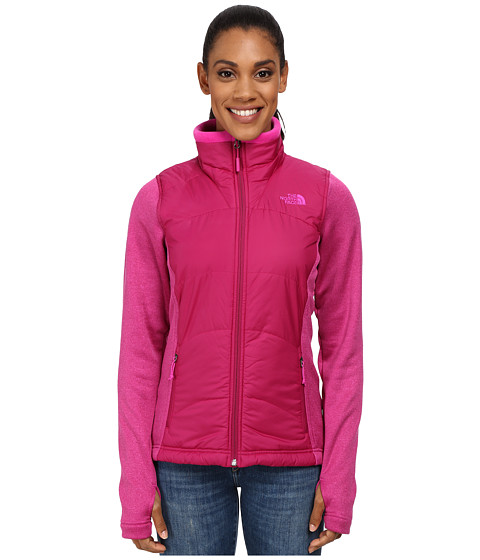 The North Face - Agave Mash-Up Jacket (Dramatic Plum/Dramatic Plum Heather) Women's Coat