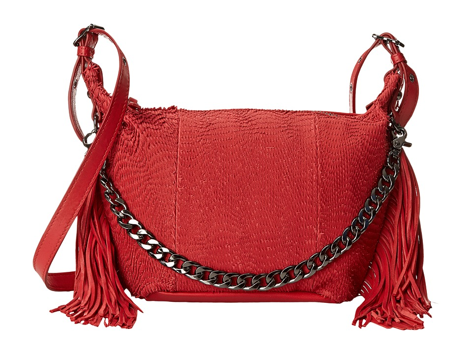 ASH - Bo- Crossbody (Red) Cross Body Handbags