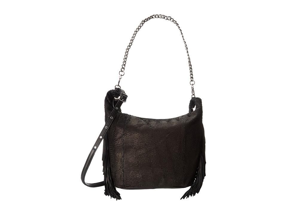ASH - Bo- Hobo (Black) Hobo Handbags