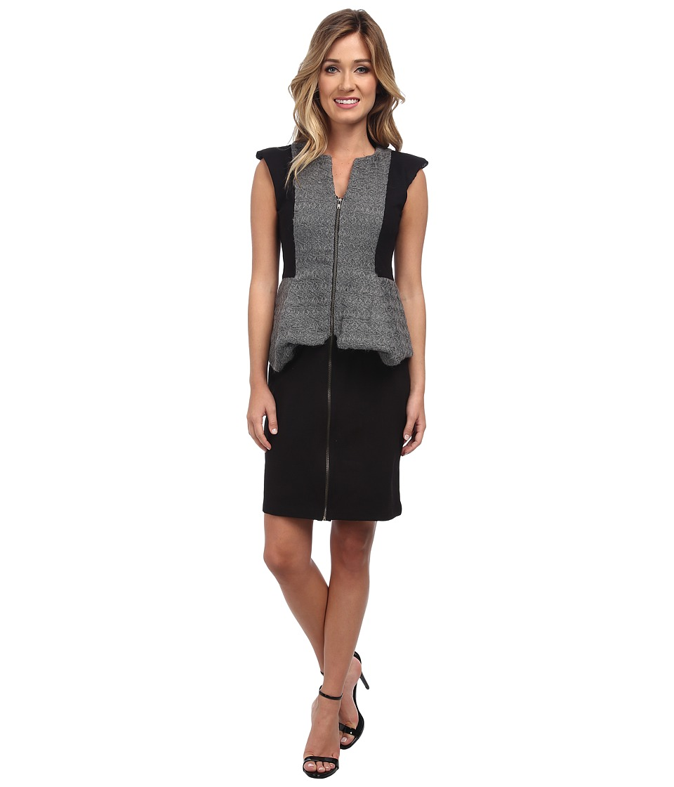 KAS New York - Ivonne (Grey) Women's Dress