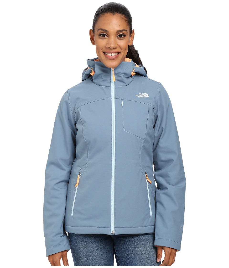 The North Face - Apex Elevation Jacket (Cool Blue) Women's Coat