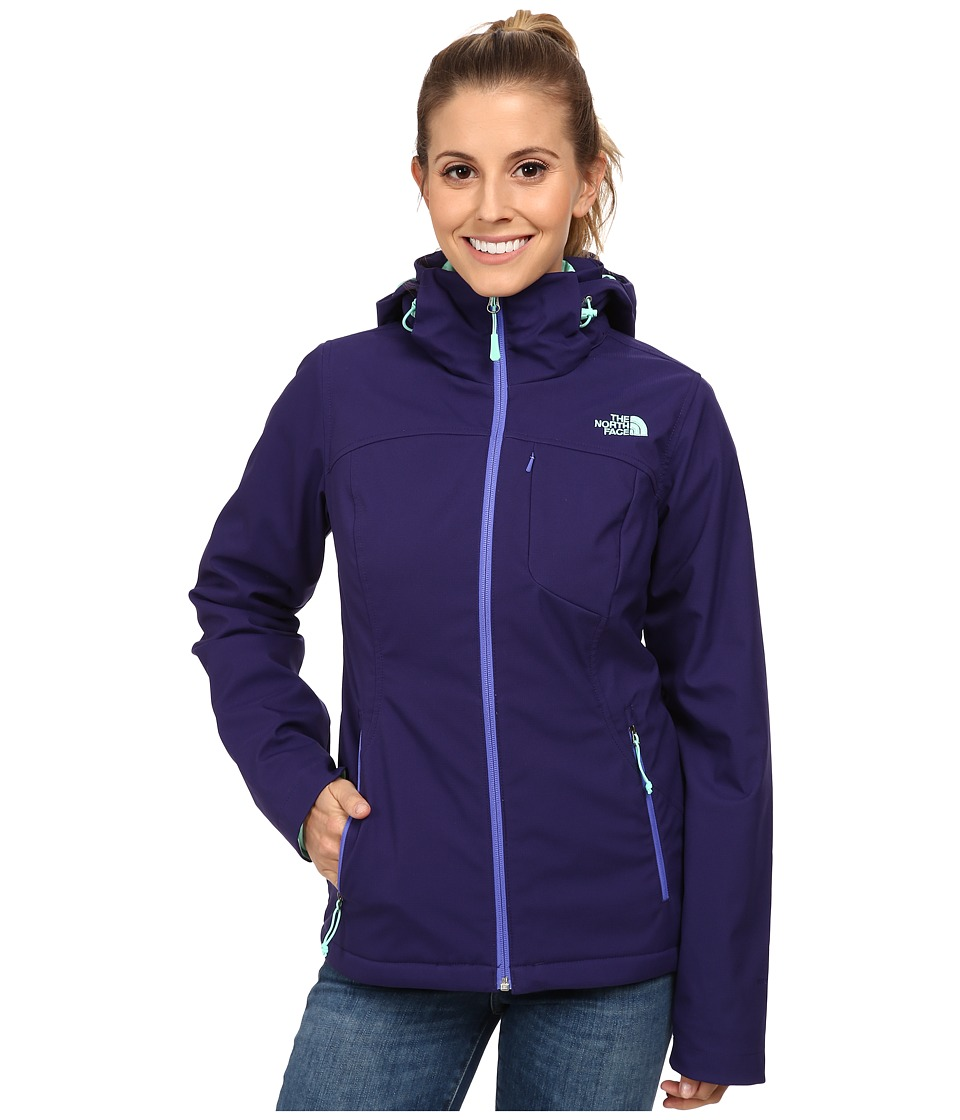 The North Face - Apex Elevation Jacket (Garnet Purple) Women's Coat