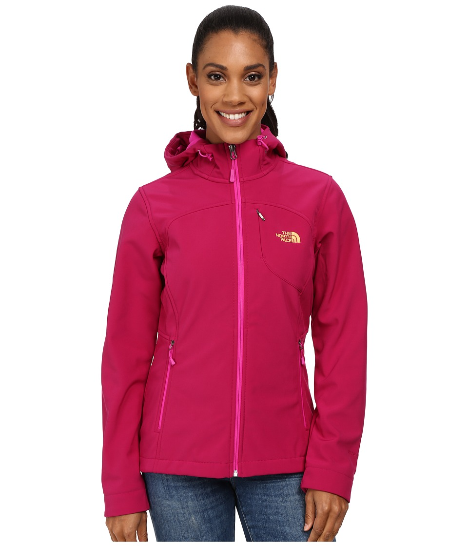 The North Face - Apex Bionic Hoodie (Dramatic Plum) Women's Coat