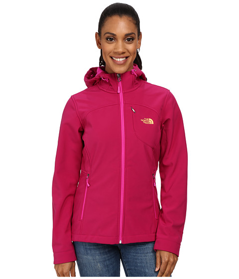 The North Face - Apex Bionic Hoodie (Dramatic Plum) Women