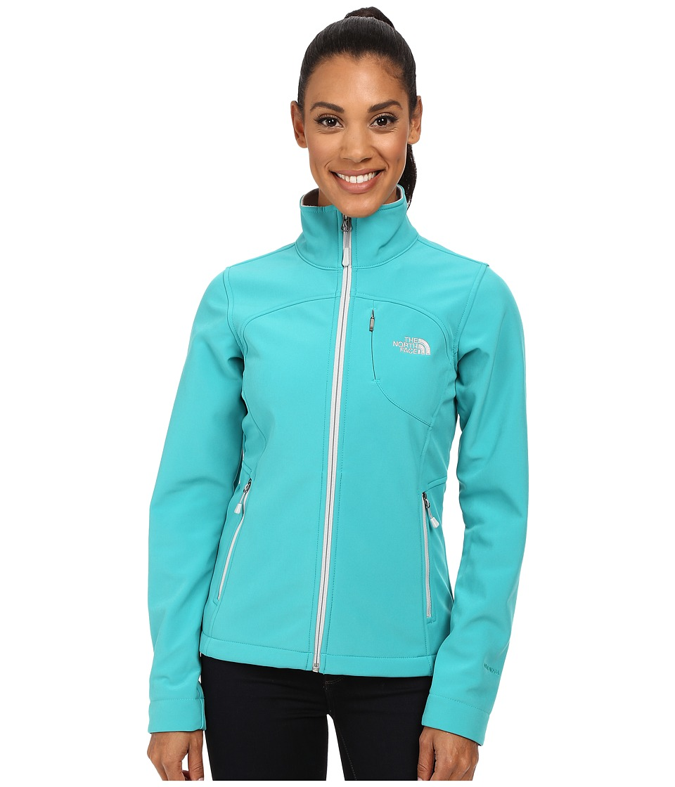 The North Face - Apex Bionic Jacket (Kokomo Green) Women's Coat