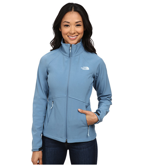 The North Face - Shellrock Jacket (Cool Blue/Cool Blue) Women's Jacket