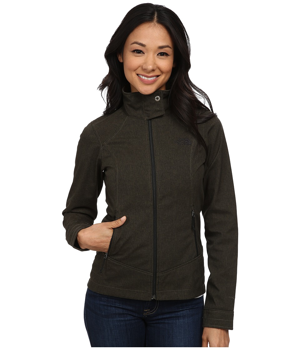 The North Face - Calentito 2 Jacket (New Taupe Green Heather) Women's Jacket