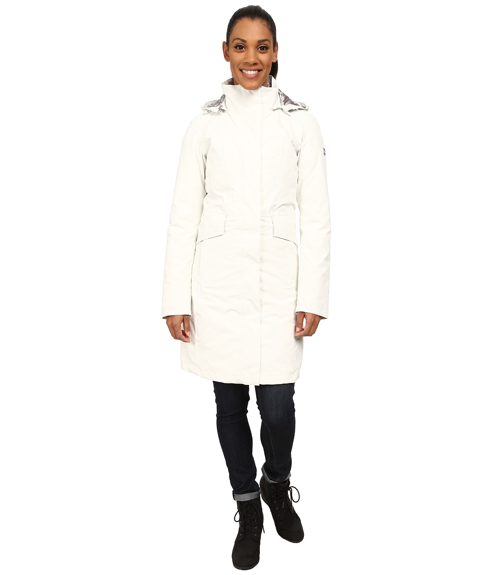 The North Face - Suzanne Triclimate Jacket (Vaporous Grey) Women's Coat
