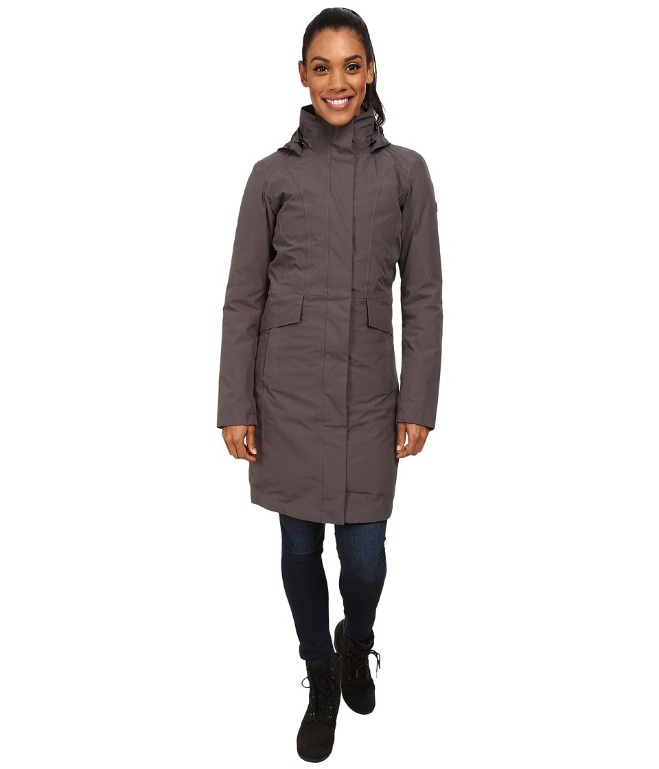 The North Face - Suzanne Triclimate Jacket (Graphite Grey) Women's Coat