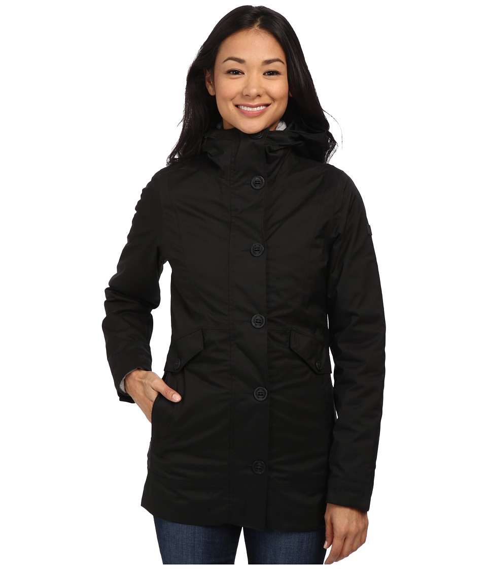 The North Face - Aleiana Triclimate Jacket (TNF Black) Women's Coat