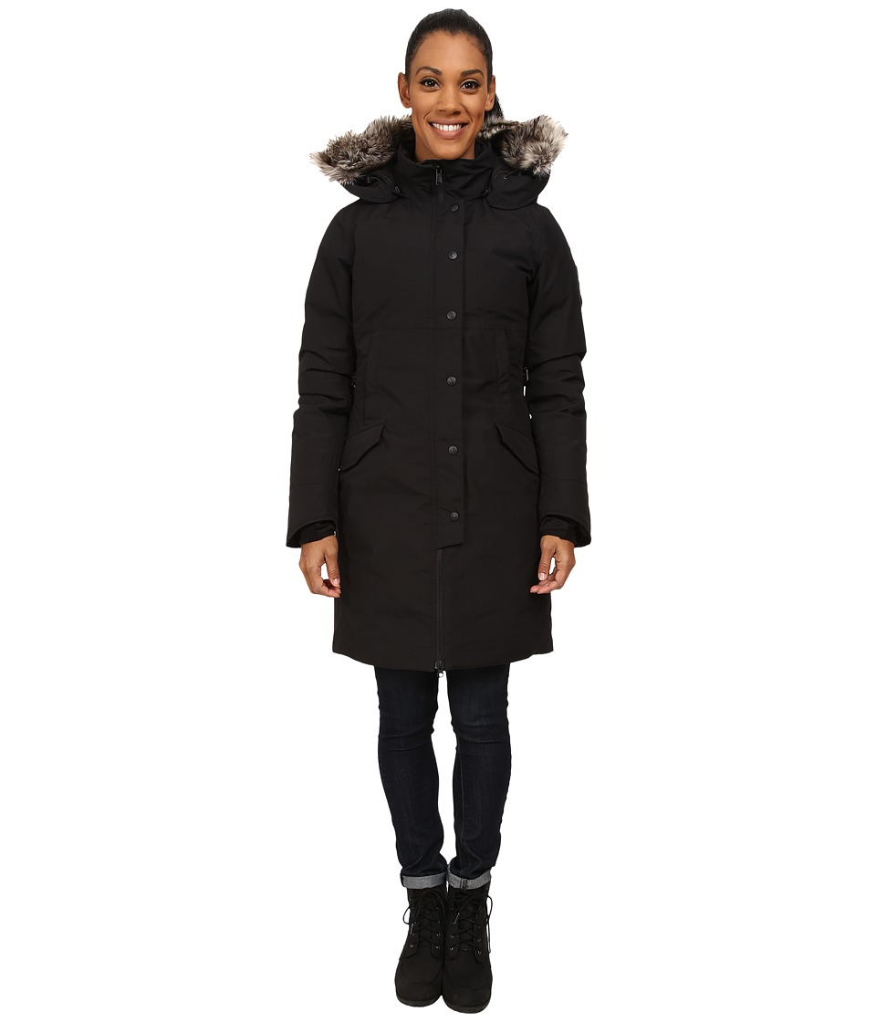 The North Face - Shavana Parka (TNF Black) Women's Coat