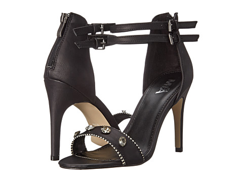 MIA - Rowan (Black/White) Women's Shoes