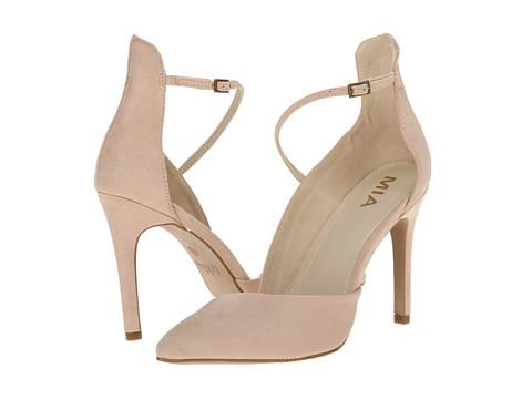 MIA - Mona (Nude) High Heels