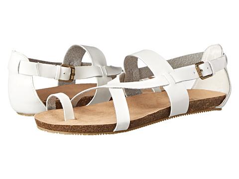 MIA - Gypsie (White) Women's Shoes