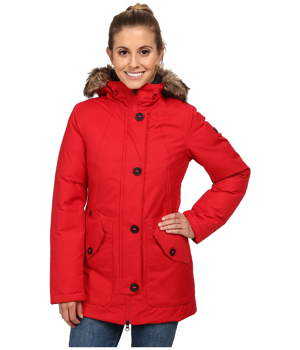 The North Face - Mauna Kea Parka (TNF Red) Women's Coat