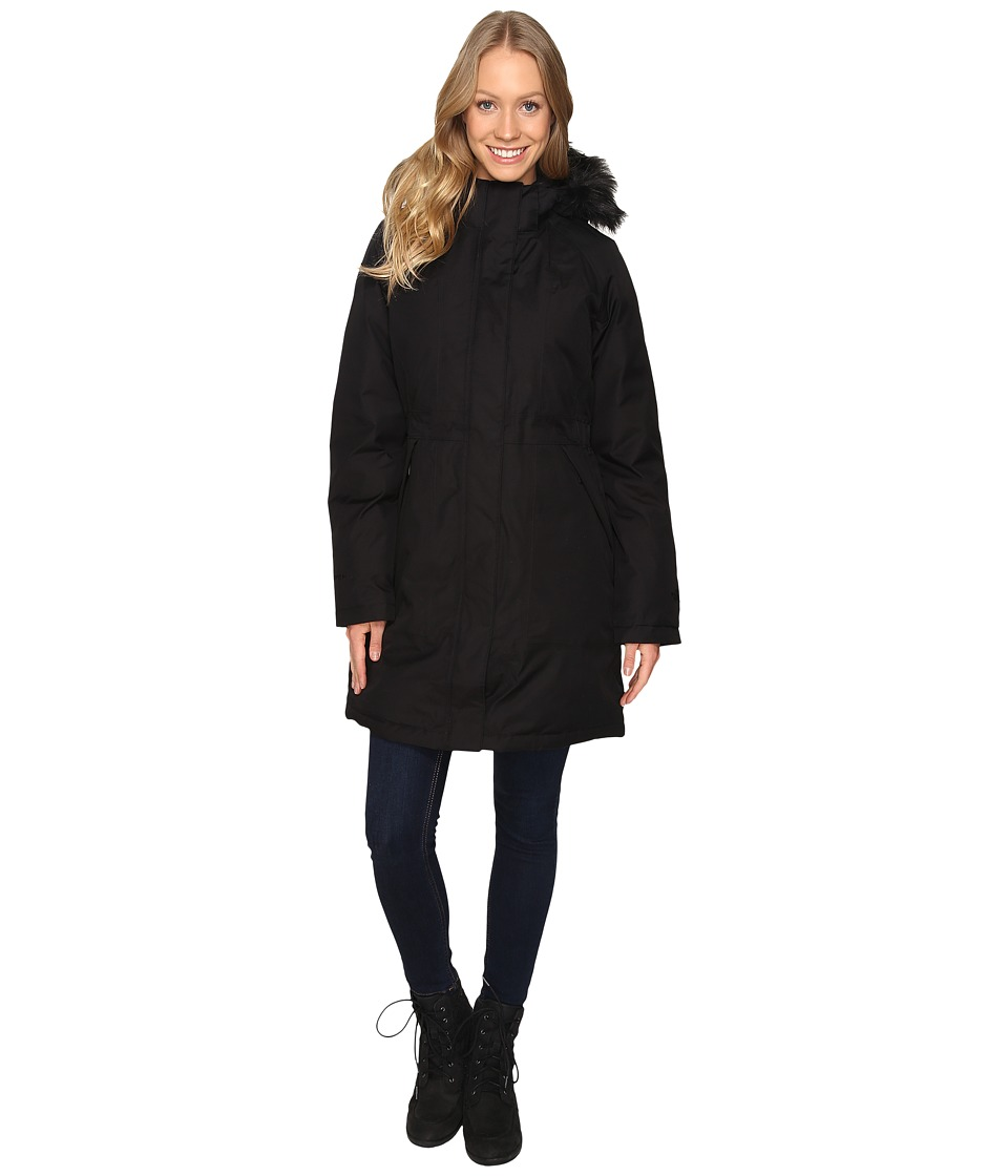 The North Face - Arctic Parka (TNF Black/TNF Black) Women's Coat