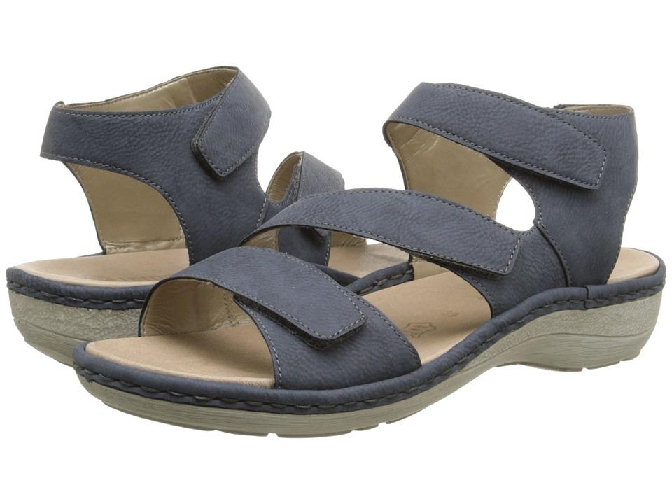 Rieker - D7661 Filippa 61 (Schwarz/Schwarz) Women's Shoes