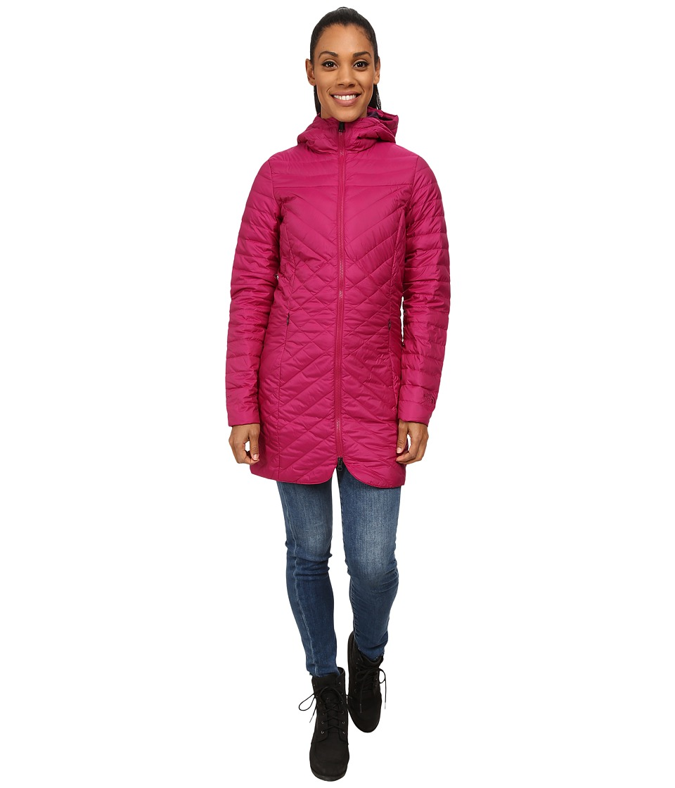 The North Face - Karokaro Parka (Dramatic Plum) Women's Coat