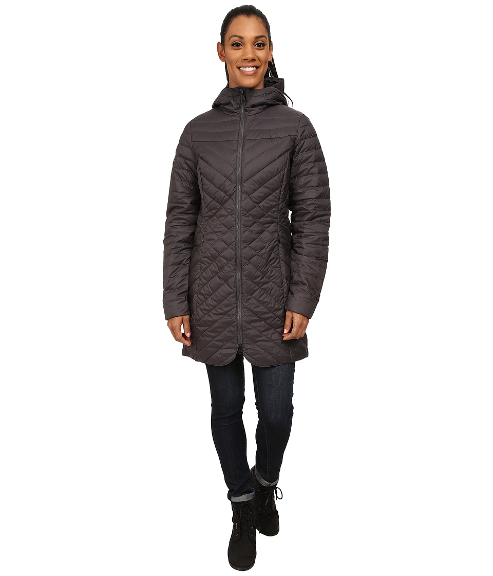 The North Face - Karokaro Parka (Graphite Grey) Women's Coat