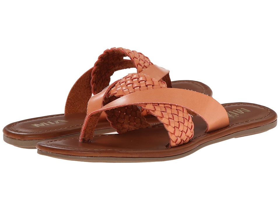 MIA - Daiquiri (Coral) Women's Shoes