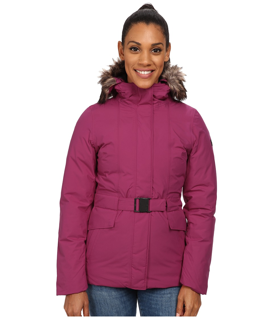 The North Face - Dunagiri Jacket (Dramatic Plum) Women's Coat