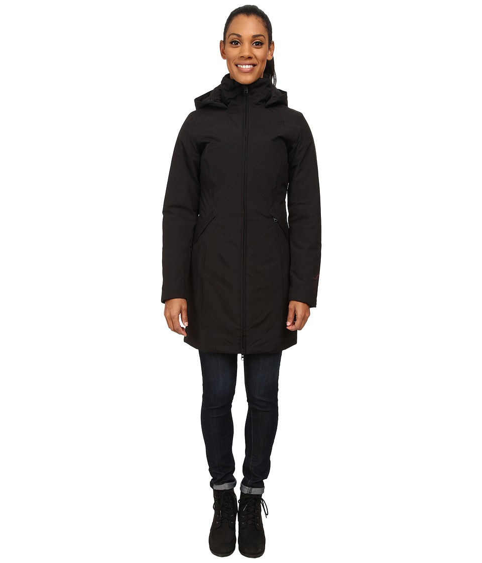 The North Face - Haleakala Parka (TNF Black) Women's Coat