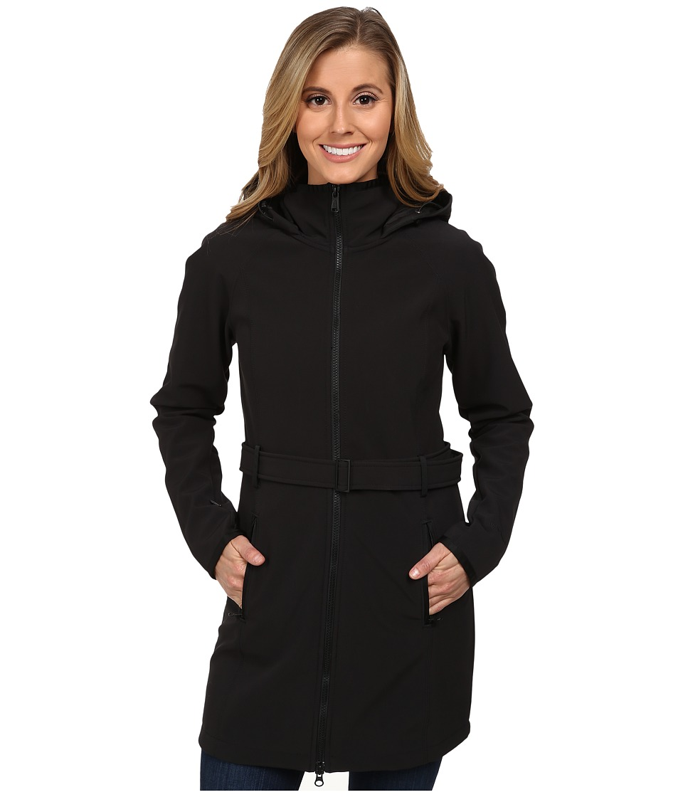 The North Face - Apex Bionic Trench Coat (TNF Black) Women's Coat