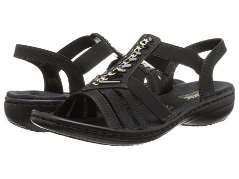 Rieker - 60811 Regina 11 (Schwarz/Schwarz) Women's Shoes