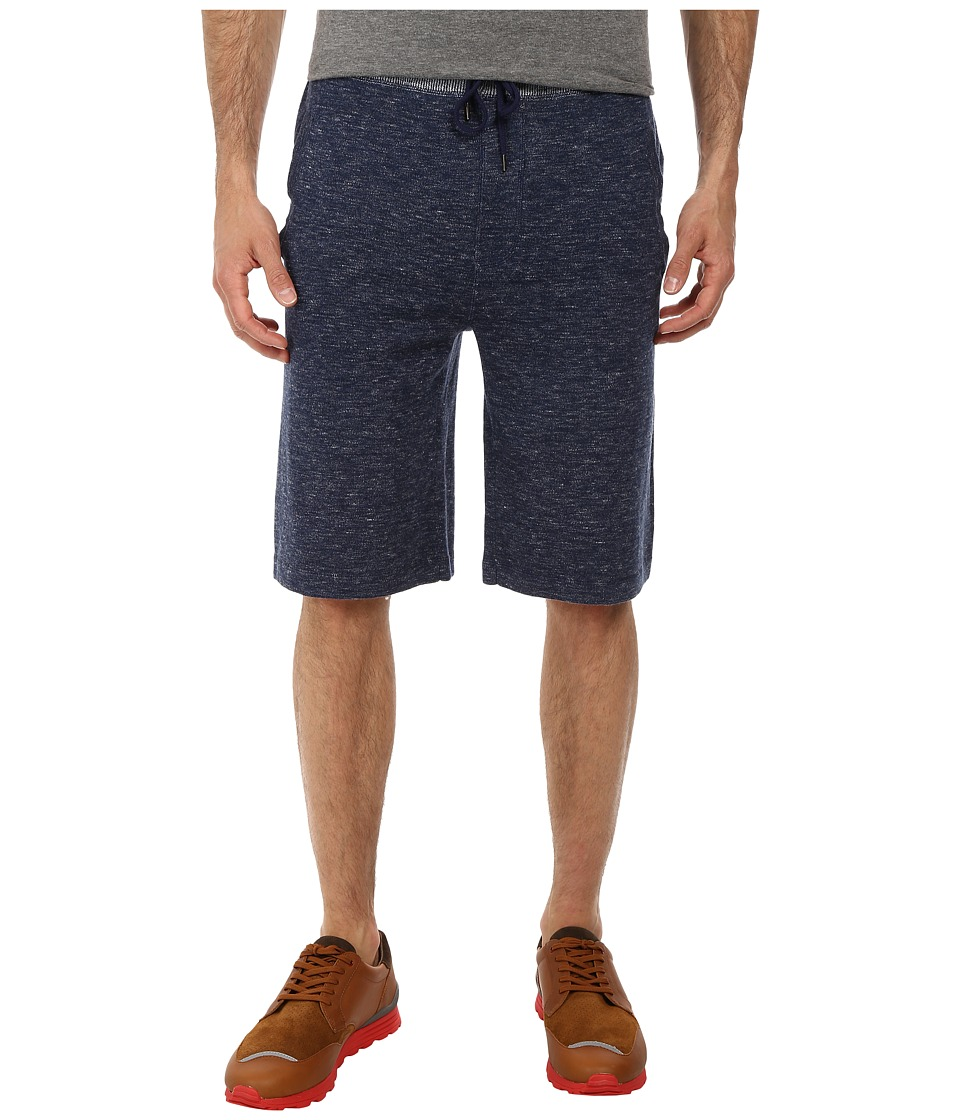 Agave Denim - Cape Hatters Fine Gauge Shorts (Indigo) Men