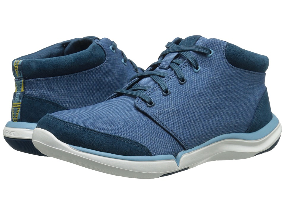 Teva - Wander Chukka (Legion Blue) Women's Shoes