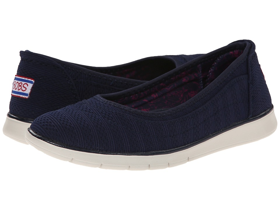 BOBS from SKECHERS Pureflex (Navy) Women