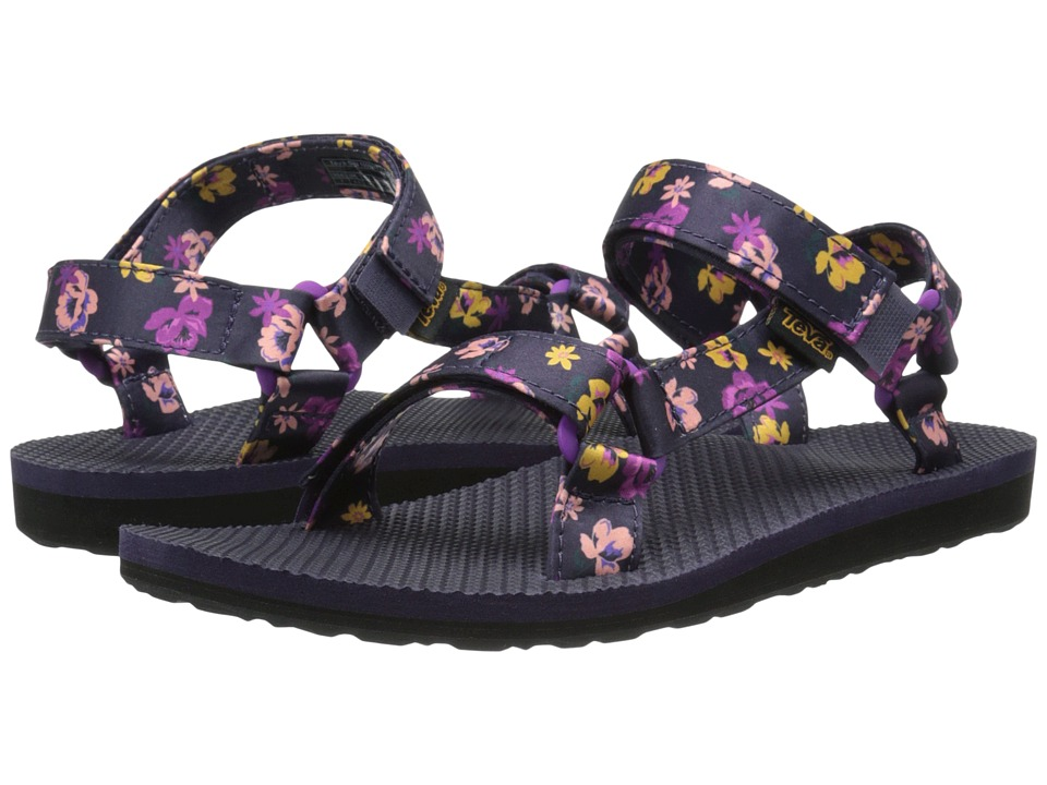 Teva - Original Universal Floral (Purple Wine Floral) Women's Shoes