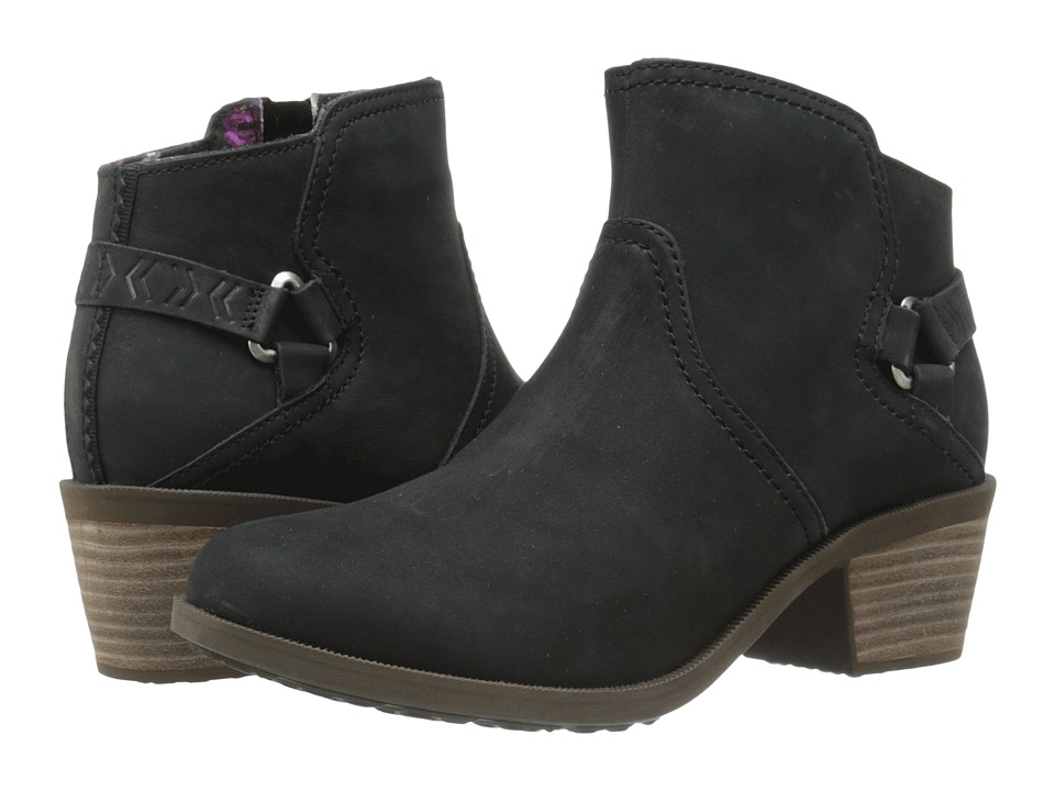 Teva - Foxy (Black) Women's Shoes
