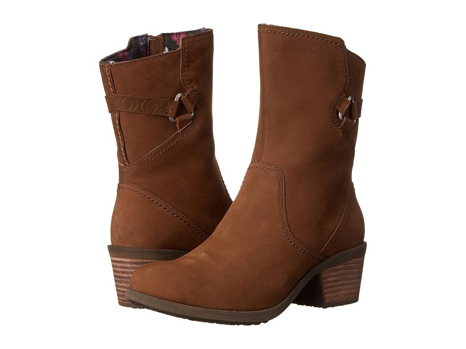Teva - Foxy Mid (Bison) Women's Shoes
