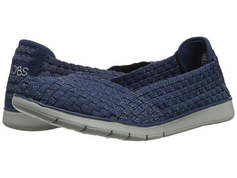 BOBS from SKECHERS - Pureflex - Fairy Dust (Blue/Multi) Women's Flat Shoes