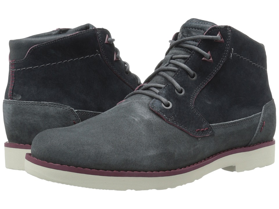 Teva - Durban Suede (Dark Shadow) Men's Shoes